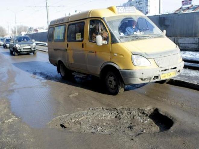 В Самаре могут закрыть для движения общественного транспорта четыре магистрали