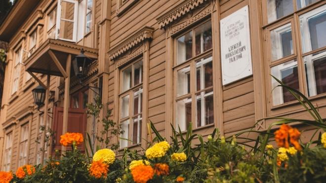 В Самаре ищут реставраторов для усадьбы Алексея Толстого
