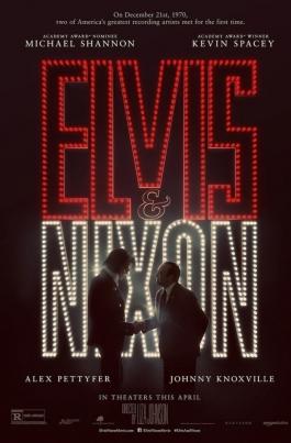 Элвис и НиксонElvis & Nixon постер
