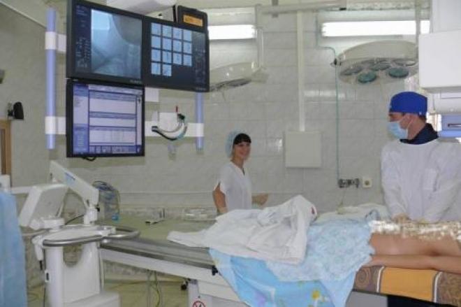Медики Самары получили уникальный рентген-аппарат