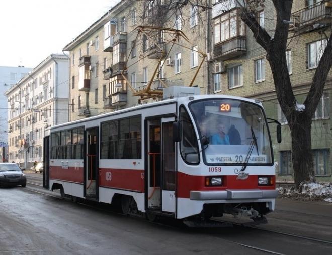 Администрация Самары во второй раз попытается получить лизинг на покупку трамваев
