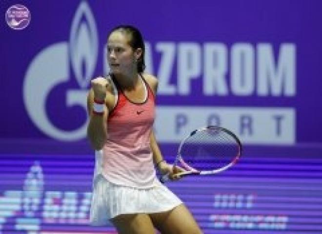 Самарская теннисистка улучшила свои позиции в мировом рейтинге