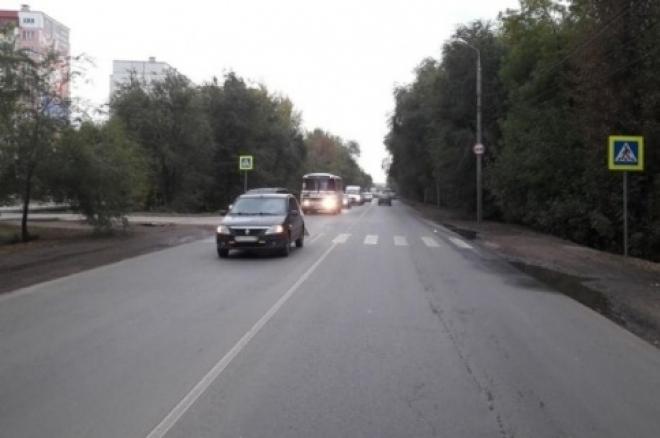В Самаре иномарка сбила 11-летнего мальчика