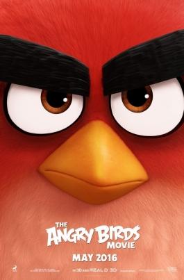 Angry Birds в киноThe Angry Birds Movie постер