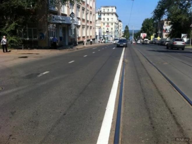 В Самаре завершили комплексный ремонт улицы Полевой