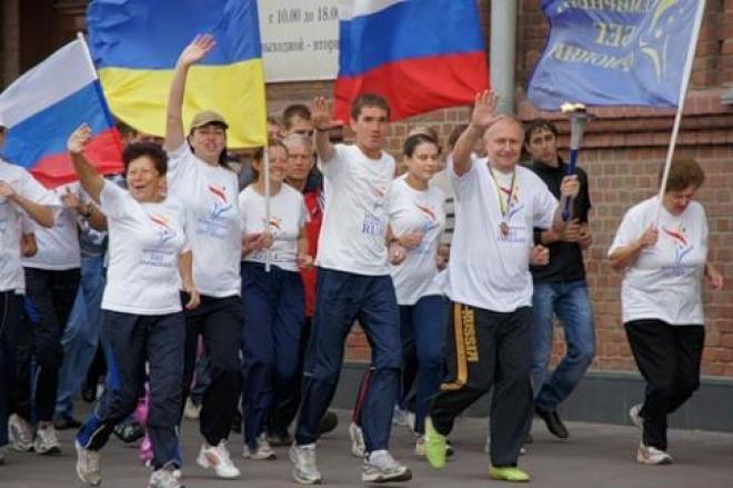 Участники Всемирного Бега Гармонии добрались до Самарской области