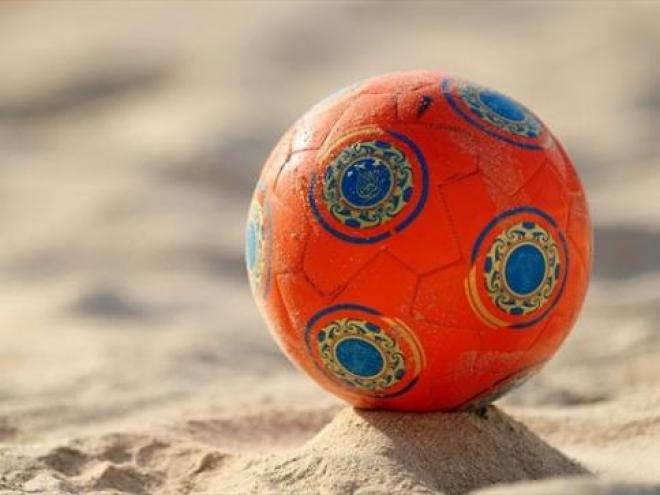 «Крылья» проиграли чемпионам мира по пляжному футболу