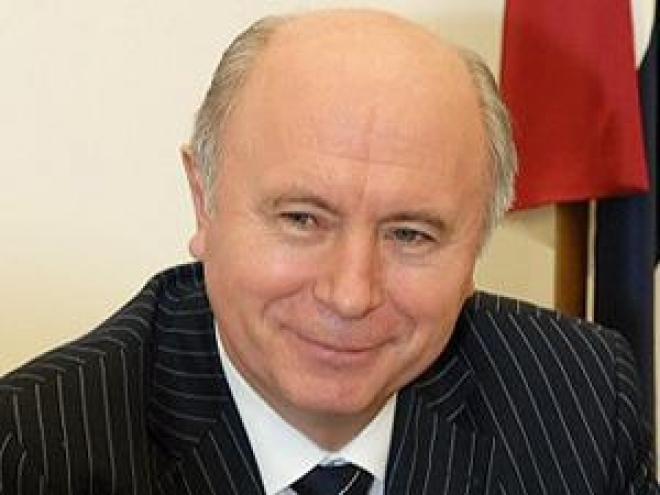 Николай Меркушкин в десятке лидеров