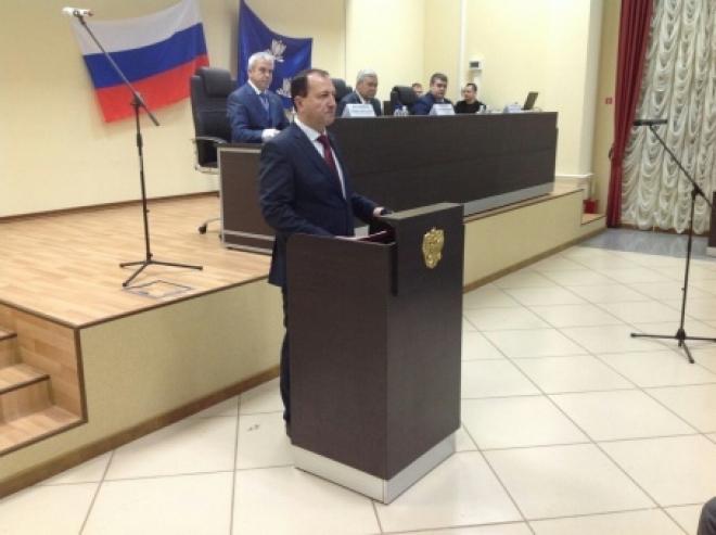 В Новокуйбышевске выбрали градоначальника