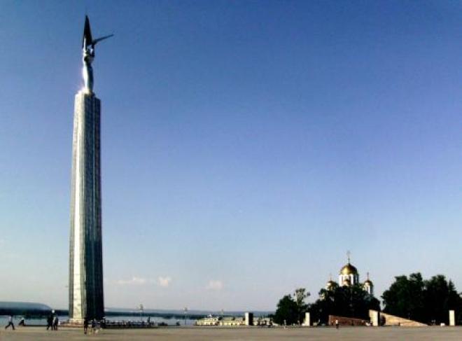 В Самаре почтили память погибших в Великой Отечественной войне 1941-1945 г.