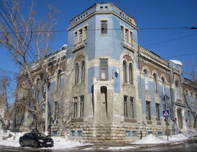 Особняк Сурошникова в Самаре отреставрируют за 139 млн рублей