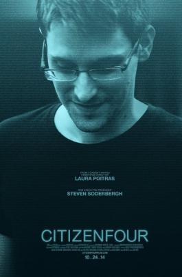 Citizenfour: Правда СноуденаCitizenfour постер