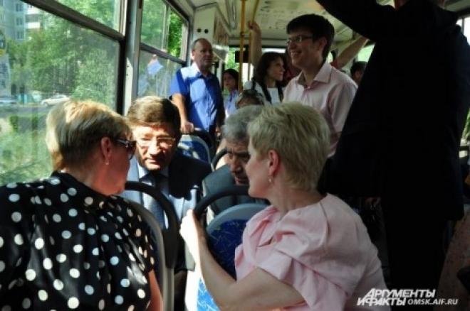 В Самаре трамваи встали на 40 минут