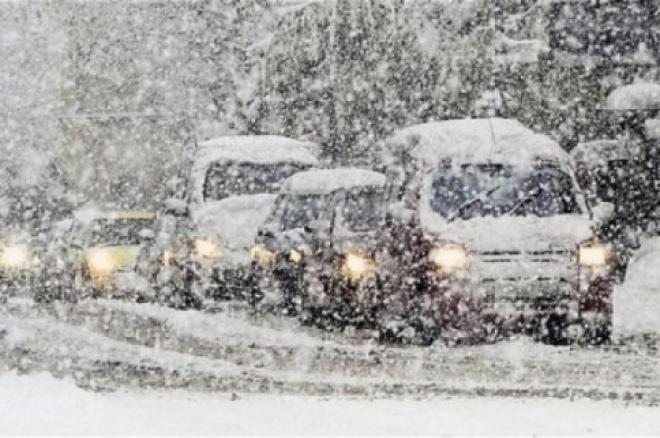 В Самарской области ожидается снегопад