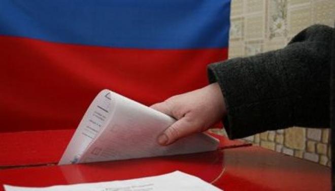 За кандидатов в депутаты Самарской области проголосовали почти половина избирателей