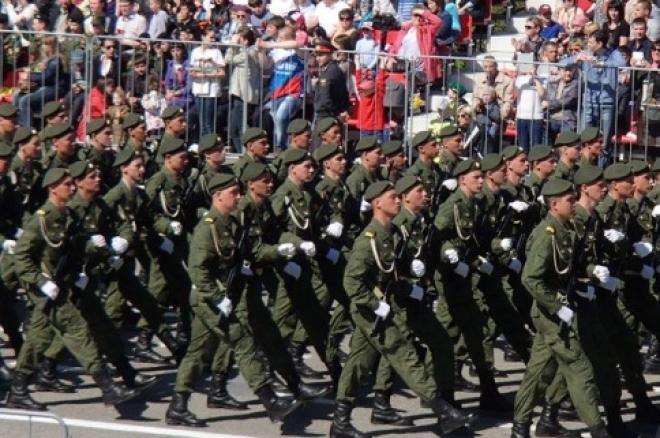 7 ноября в Самаре промаршируют 90 парадных расчётов