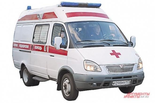 На Московском шоссе жительница Самары за доли секунды попала в двойное ДТП