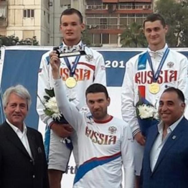 Спортсмен из Самары Александр Лифанов завоевал «золото» первенства мира
