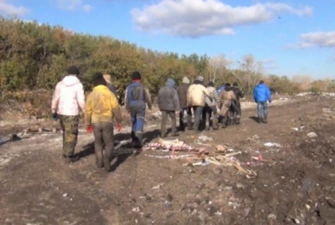В Самарской области задержаны 12 нелегальных мигрантов