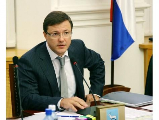 Дмитрий Азаров принял участие в заседании Правления Союза российских городов