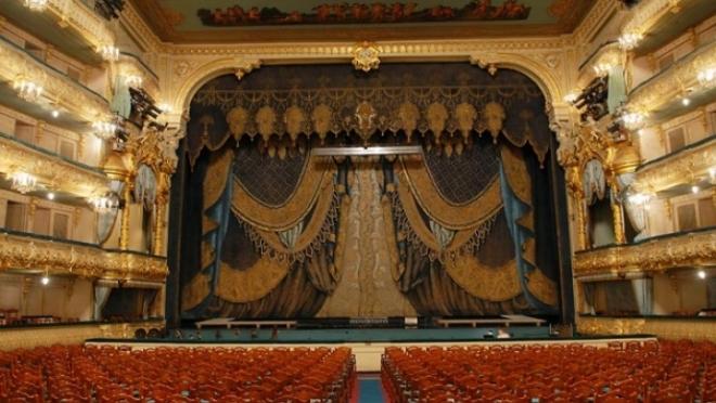 Труппа Самарского академического театра оперы и балета выступит на сцене Мариинского театра