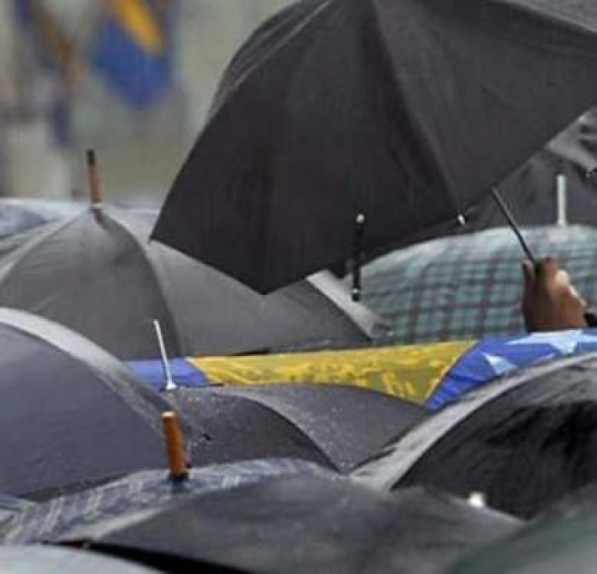 В Самаре начинается сезон дождей
