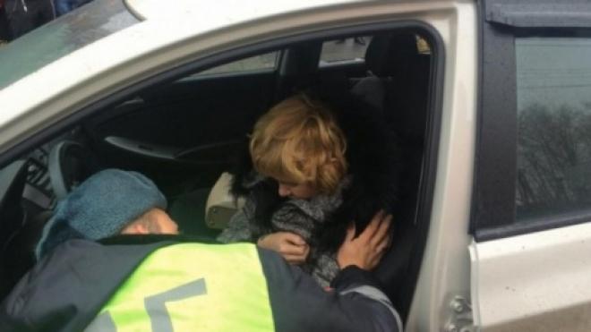 Самарские инспекторы ГИБДД поймали пьяную автоледи, нарушавшую ПДД 22 раза
