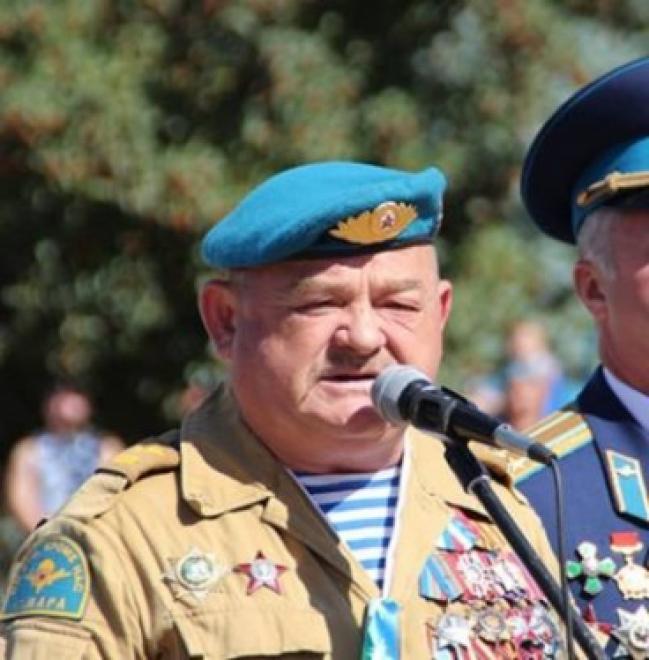 Руководитель самарского «Союза десантников» погиб при тушении своего авто