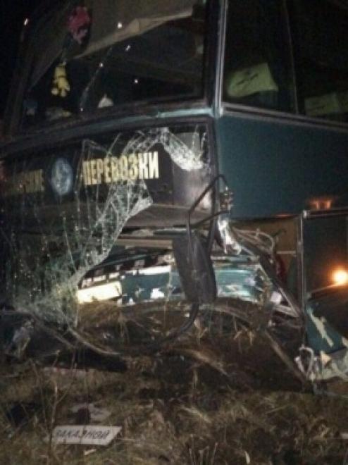 Автобус из Самарской области разбился в Татарстане