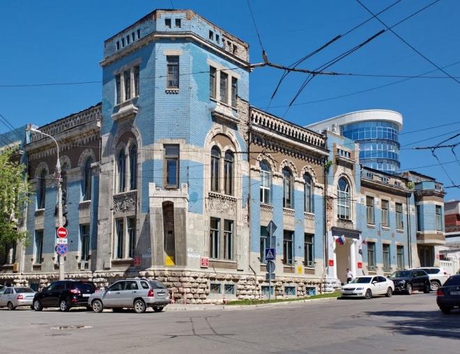 Часть Дома Сурошникова в Самаре выставили на торги