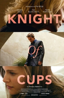 Рыцарь кубковKnight of Cups постер