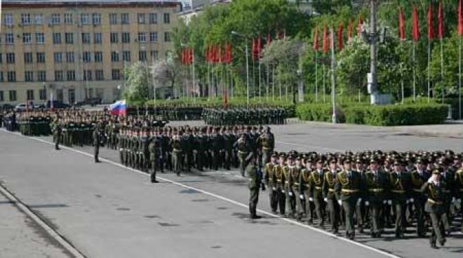 Вечером 5 и 6 мая центр Самары будут закрыт для движения автотранспорта