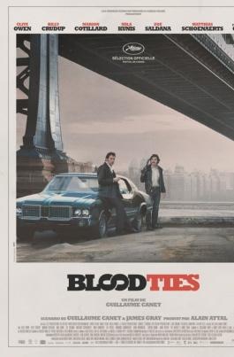 Кровные узыBlood Ties постер