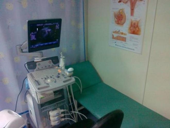 В городской больнице № 8 открывается кабинет УЗИ для детей
