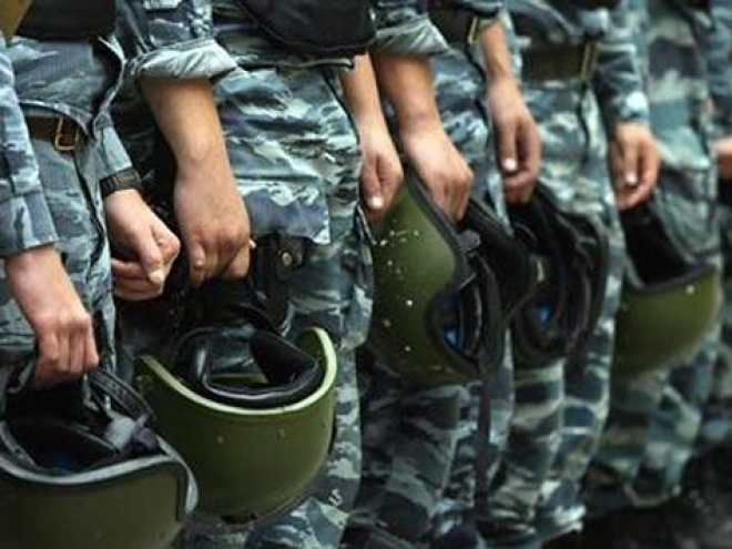 Полицейских Самарской губернии направляют «к новому месту службы»