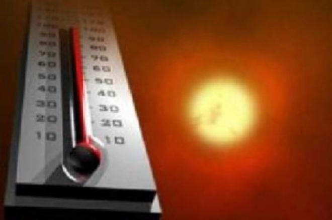 Погода в Самарской области бьет свои же температурные рекорды