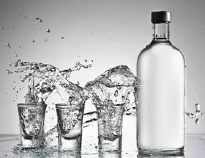В Самаре подскочили цены на водку