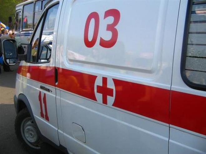 В Самаре на площади Куйбышева иномарка сбила 8-летнюю девочку