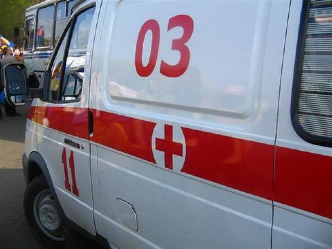 В Самарской области водитель иномарки сбил 4-летнего ребенка, стоявшего на газоне