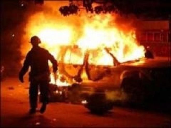 Ночью в Тольятти сгорели «БМВ», «Мазда» и «Ауди»