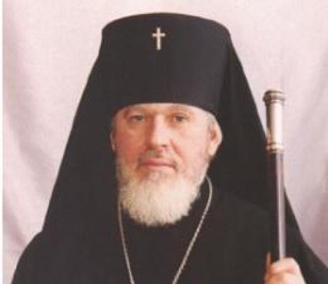Архиепископ Самарский и Сызранский Сергий возведен в сан митрополита