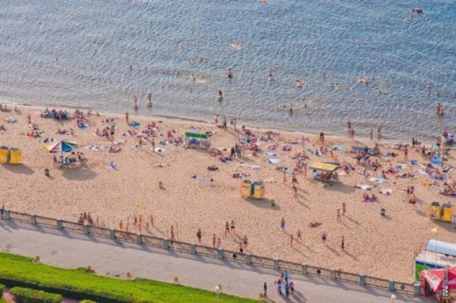 Самарские спасатели разрешили купание на городских пляжах