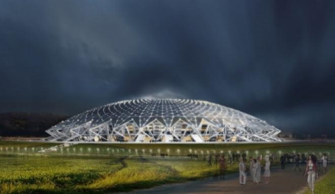 МВД Татарстана проводит доследственную проверку о хищении 2,5 млрд рублей при строительстве купола стадиона «Самара-Арена»