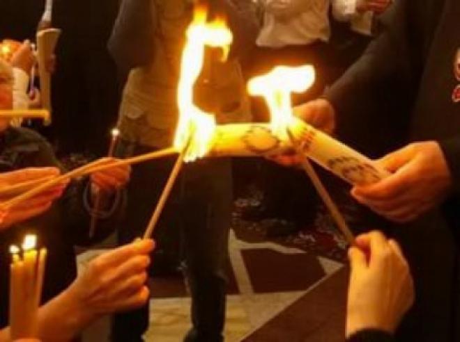 В День Пасхи в Самару доставят Благодатный огонь