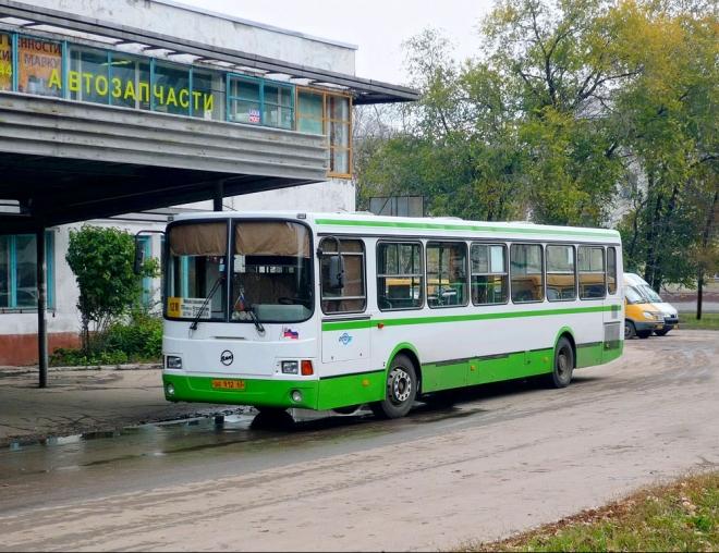 В Новокуйбышевске изменено расписание автобуса № 26