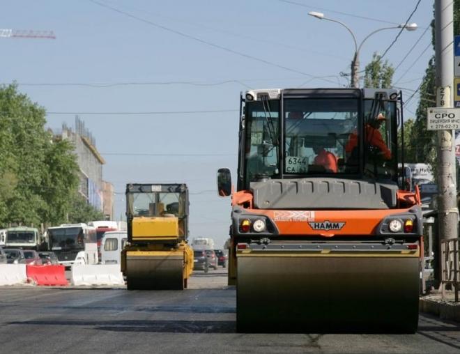 Меньше половины дорог в Самаре отвечают нормативным требованиям