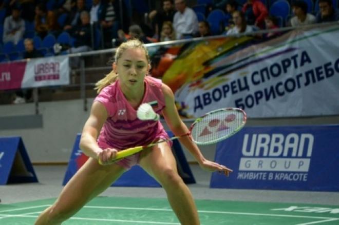 Самарская бадминтонистка завоевала серебро чемпионата России