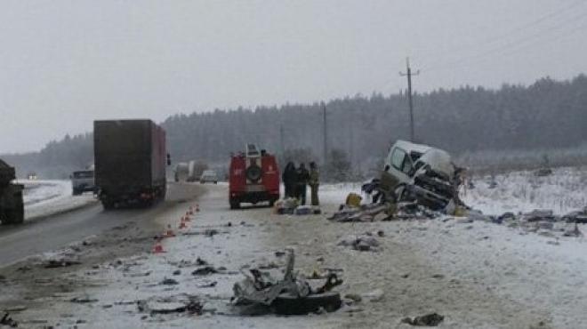 В аварии под Пензой погибли четверо уроженцев Самарской области
