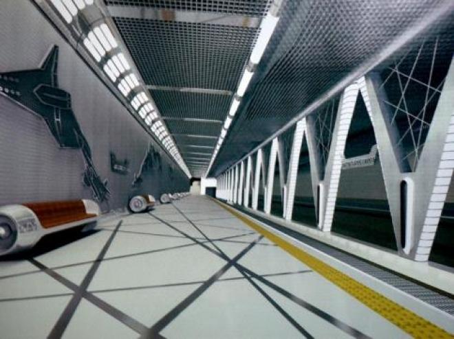 В Самаре достраивают «тупиковую» станцию метро